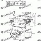 Жгут проводов моторного отсека