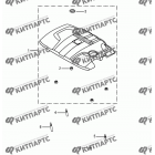 Крышка двигателя S30 (E-Teco)