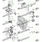 Подвеска двигателя с МКПП S30 (E-Teco)
