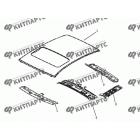 Панель крыши с люком